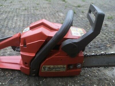 View Details Husqvarna Chainsaw Good Working Order • 90.00£
