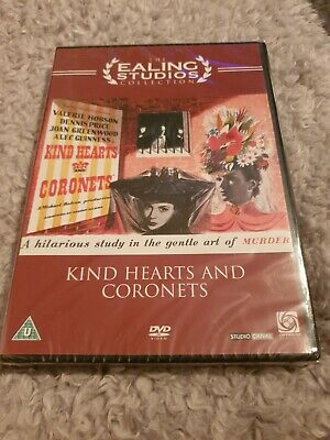 Kind Hearts And Coronets (DVD, 2006) • 1.99£