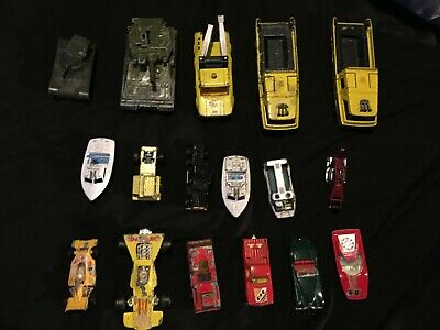 Dinky Corgi Matchbox Lesney Vintage Diecast Playworn Collection Job Lot Bundle • 4.99£