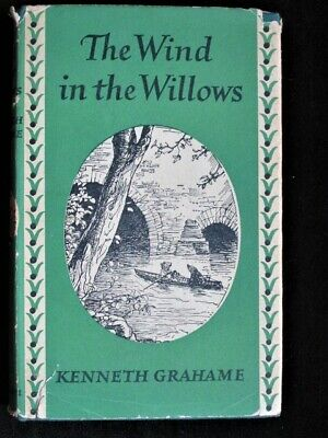 The Wind In The Willows By Kenneth Grahame (Methuen, 1961) Hardback • 1.50£