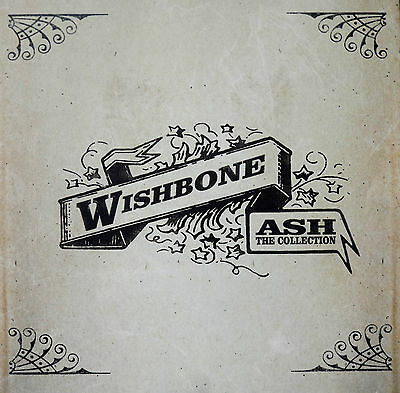 Wishbone Ash - The Collection (2003 COMPILATION CD) VGC *Ideal Gift* • 5.99£