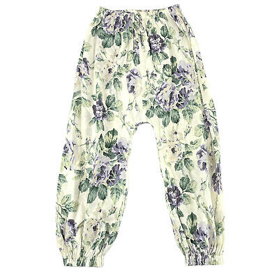 AU39.95 • Buy Zimmerman Girls Kids Floral Summer Heram Pants Size 10