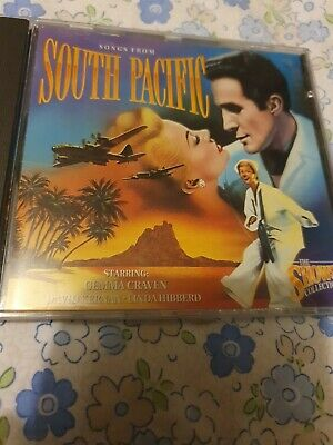 Songs From South Pacific CD Gemma Craven David Leonard Linda Hibberd • 0.99£