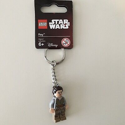 LEGO Star Wars Rey Keyring GENUINE PERFECT FOR GIFT 🎁  • 3.90£