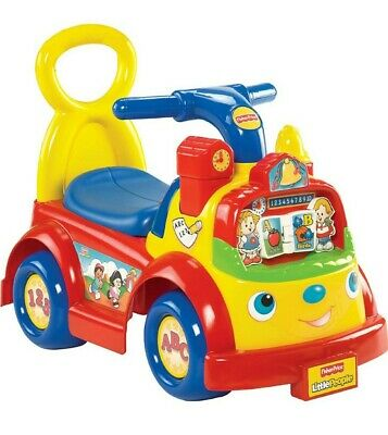 Fisher Price Little People Time To Learn Ride On. Brand New  • 39.99£