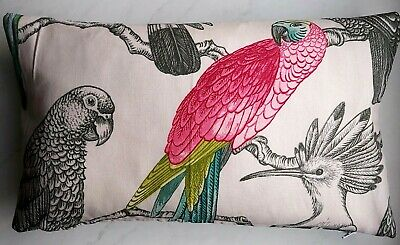 Cushion Cover , Colorful Parrot 30x50cm • 1.60£