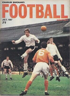 £1.99 • Buy Charles Buchan's Football Monthly July 1967