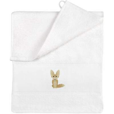 'Fennec Fox' Bathroom Towels (TL028172) • 11.99£