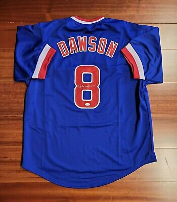 $ CDN42.03 • Buy Andre Dawson Autographed Signed Jersey Chicago Cubs JSA
