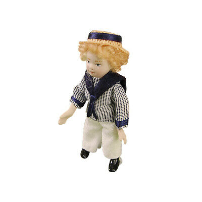 $ CDN5.05 • Buy 1:12 Dollhouse Miniature Dolls Little Boy PP004D