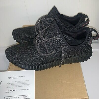 $ CDN1146.24 • Buy 2016 Adidas Yeezy Boost 350 Pirate Black 2.0 Size 12