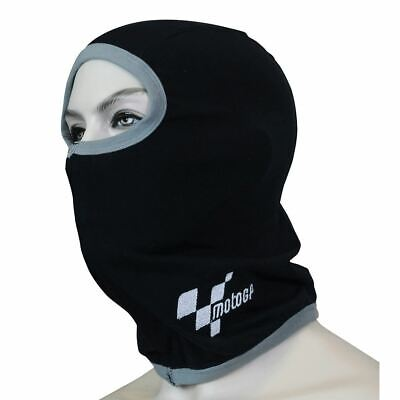 Official MotoGP Thermal Motorcycle Balaclava Motorbike Scooter Cotton Black New • 9.99£