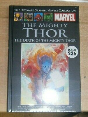 Marvel Comics Ultimate Graphic Novel Collection #236 The Mighty Thor • 14.99£