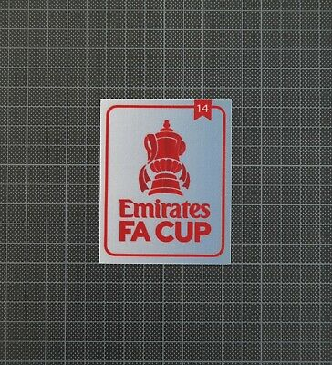 £6 • Buy FA Cup Emirates Football Patch/Badge 2020-2021 14 Times Winners Arsenal
