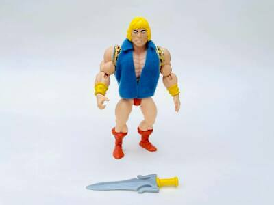 $103.56 • Buy Masters Of The Universe MOTU Origins SDCC 2019 Prince Adam Test Shot Prototype