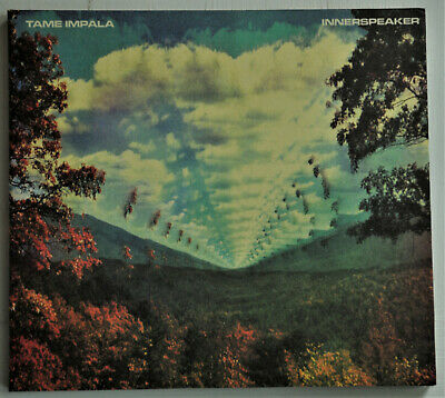 Tame Impala - Innerspeaker - Digipak - CD - Modular - 2010 - Open* • 3£