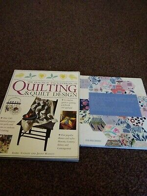 Craft Books Quiting For Sewing • 3£