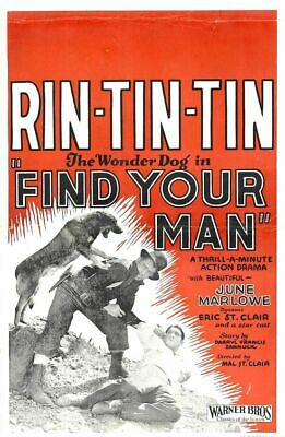 $ CDN13.71 • Buy FIND YOUR MAN (June Marlowe) Poster - Glossy A4 Print