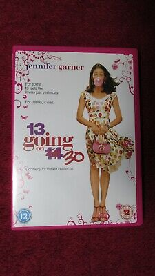 Dvd 13 Going On 30  • 1.99£