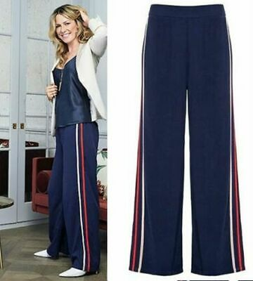 £9.99 • Buy AVON Ladies Womens Wide Leg Lounge Coveted Palazzo Elasticated Waist Trousers