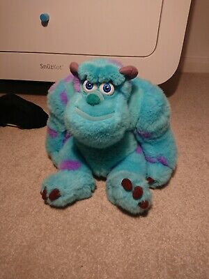 Disney Monsters Inc Sully Soft Toy 12  • 2.70£