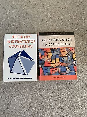 BOOK BUNDLE: An Introduction To Counselling By John McLeod (Paperback, 1998) • 0.99£