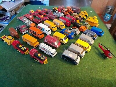 Job Lot Corgi Junior Trucks Vans Trains Guy Chevrolet Leyland Mercedes Ford  • 5.50£