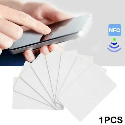 AU4.22 • Buy NTAG215 NFC Card Tags Type2 For Samsung Android IOS PVC Compatible Amiibo T1Y5