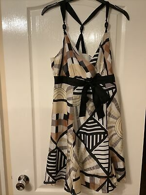BNWT M&S Limited Collection Silk Dress Size 14 • 3.55£