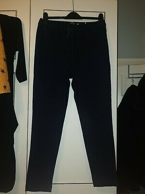 Simply Be Indigo Blue Pull On Skinny Jeggings Size 16 Bnwt  • 5£