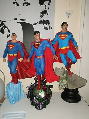 Sideshow Superman Rebirth Statue • 480£