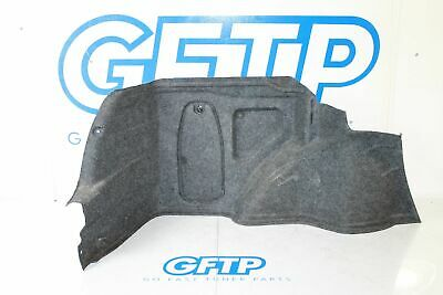$80.99 • Buy 04-07 Subaru Wrx Sti Lh Left Drivers Side Trunk Carpet Liner Insert Trim 05 06