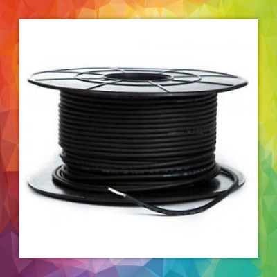 AU235 • Buy 6mm2 Twin Core DC Cable Solar PV Cable 100 Meter Drum