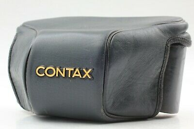 $ CDN62.65 • Buy 【Excellent+++++】Contax Gc111 & Gc110 Leather Case For Contax G1 From Japan #672