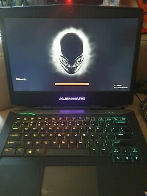 AU800 • Buy DELL ALIENWARE 14 I7 GTX765M GAMING LAPTOP 1Tb 16bram Win 10 Pro