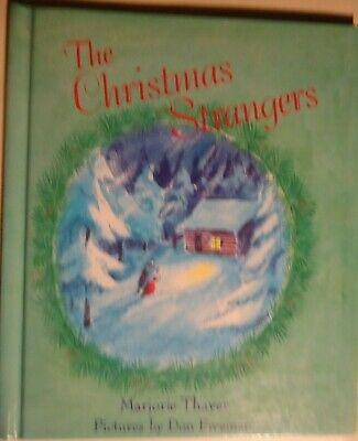 $ CDN8.83 • Buy The Christmas Strangers Vintage HC Marjorie Thayer Pictures By Don Freeman 1976