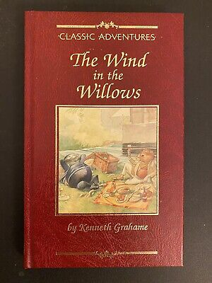 The Wind In The Willows (Classic Adventures) By Kenneth Grahame Hardback Book • 3£