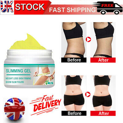 Slimming Cream Anti-cellulite Fat Burner Faster Weight Loss Body Shape Up NEW UK • 5.19£