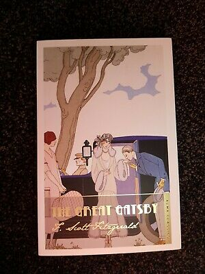 The Great Gatsby By F. Scott Fitzgerald (Paperback, 2012) • 0.99£