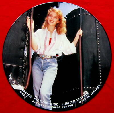 Kylie Minogue  Picture Disc Record 12   -Interview  • 19.99£