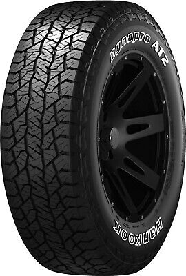 $590.32 • Buy Set Of 4 Hankook Dynapro AT2 RF11 All-Terrain Tires - 255/65R16 109T
