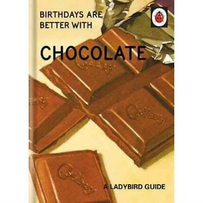 Ladybird Books For Grown-Ups The Chocolate Card • 2.99£