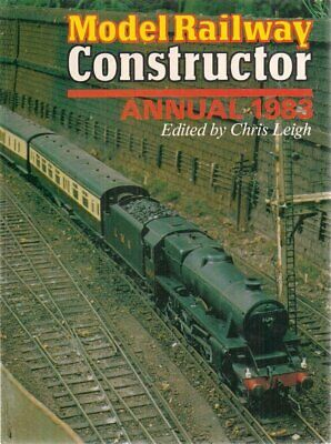 Model Railway Constructor  Annual 1983, , Very Good Book • 9.52£
