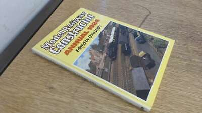 Model Railway Constructor  Annual 1984, , Very Good Book • 6.35£