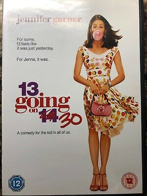 13 Going On 30 [DVD] • 0.15£