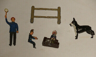 Mixed Lot Of Vintage Lead Figures - Timpo Johillco And Britains • 20£
