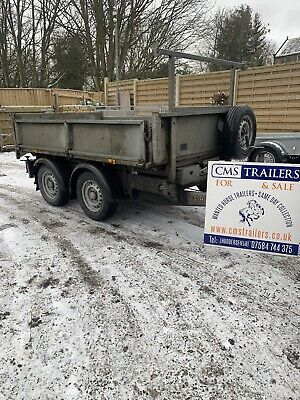 Ifor Williams Tipping Trailer • 3,595£