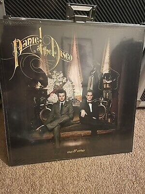 Panic At The Disco Vices And Virtues Vinyl Mint Still Sealed Lp Record • 40£
