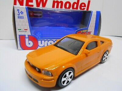 £7.95 • Buy Toy Car Ford Mustang Gt 1/43 Model Boy Girl Dad Birthday Gift Present Boxed