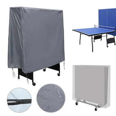 AU33.38 • Buy Grey Full Size Table Tennis Ping Pong Table Cover Indoor/Outdoor Waterproof AUS